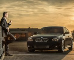 BMWと俺