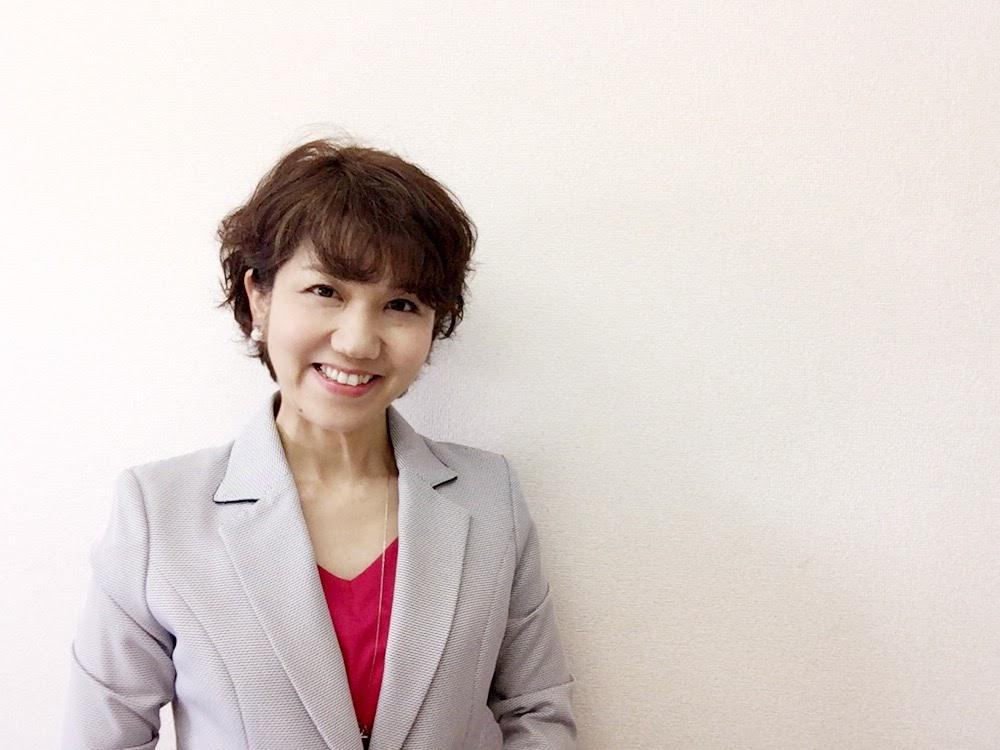 森洋子 夫婦関係修復カウンセラー